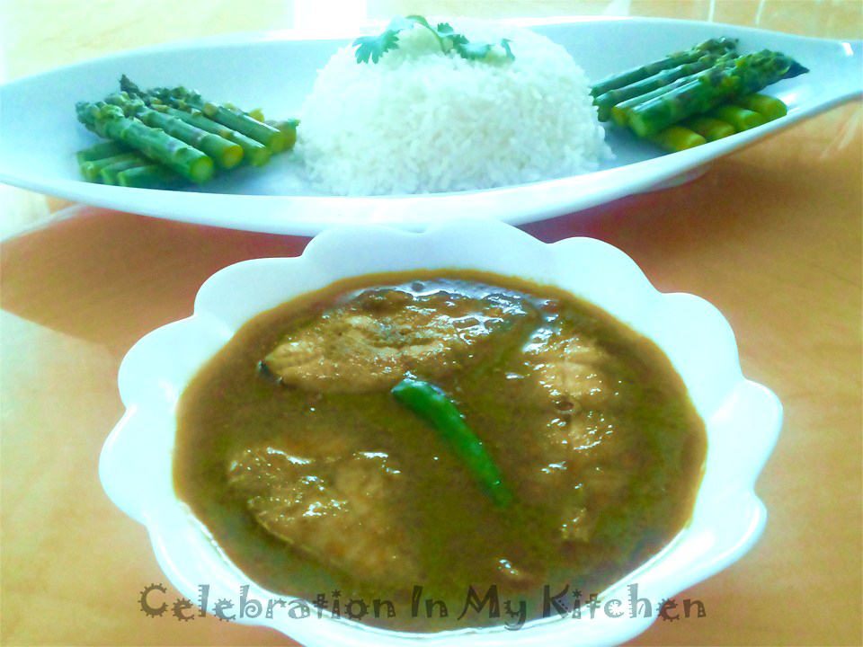 Goan Green Fish Gravy Celebration In My Kitchen