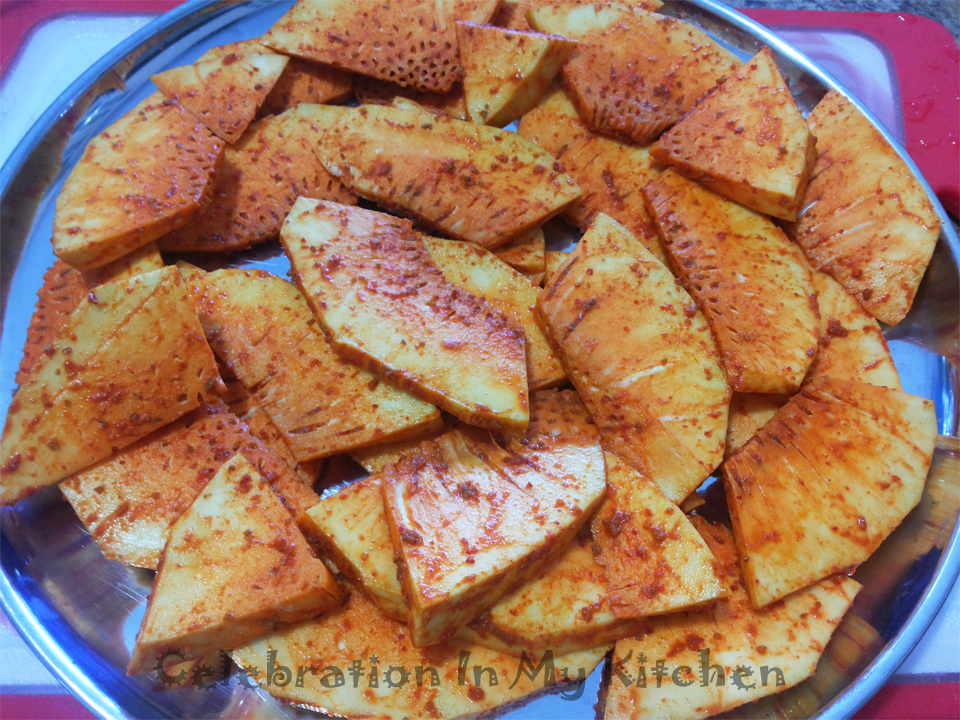 Breadfruit Fry
