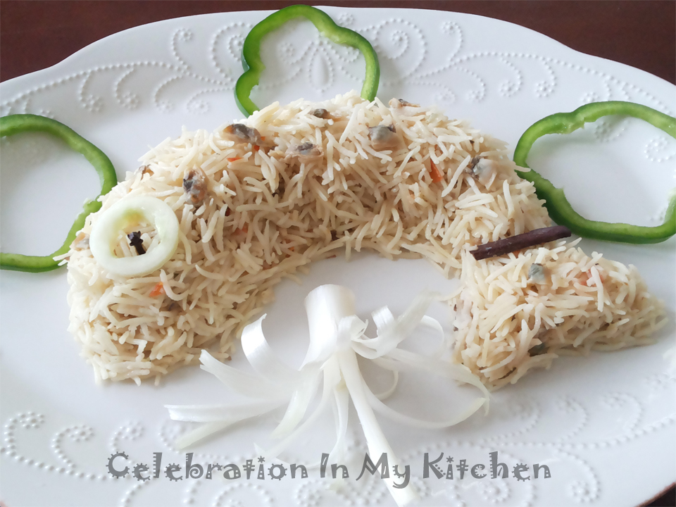 Tisreo or Clam Pulao