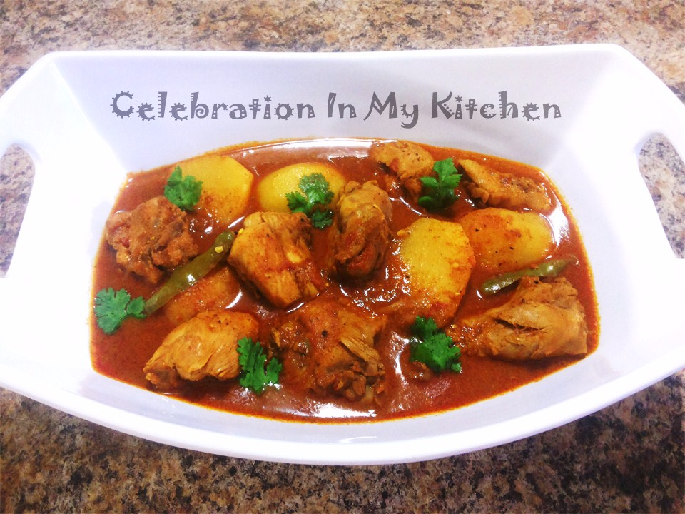 Goan Red Chicken Curry