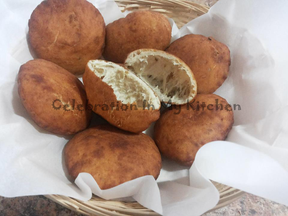 Goan or Mangalorean Sweet Buns