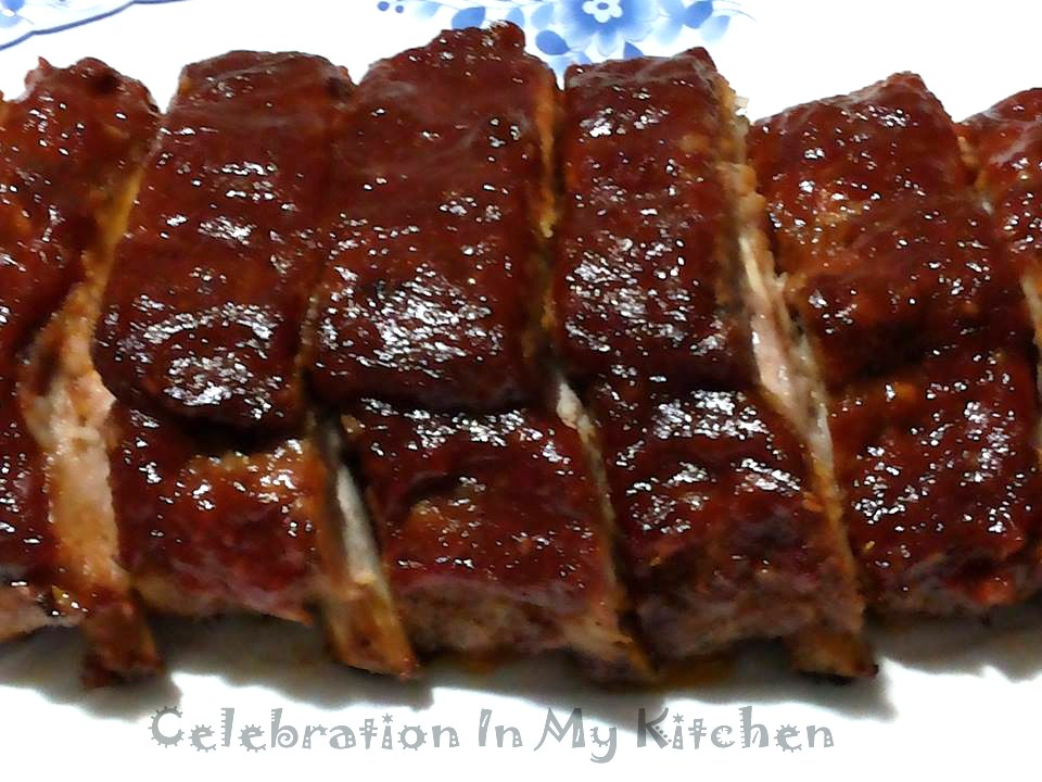 Oven Baked BBQ Pork Ribs