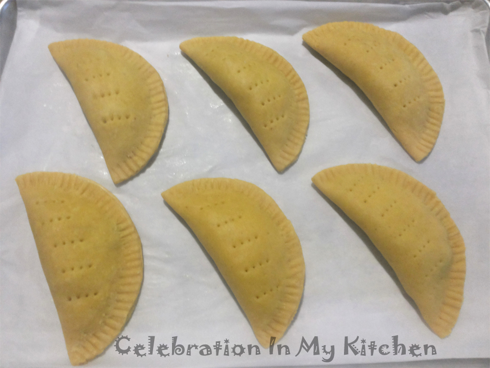 Jamaican Spiced Patties