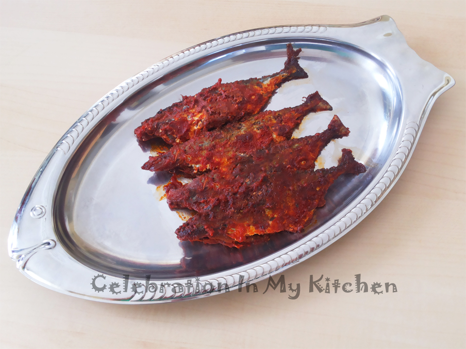 Para (Dry Fish Pickle)