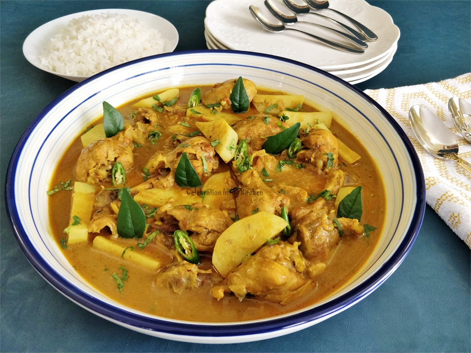 Goan Chicken Curry In A Hurry