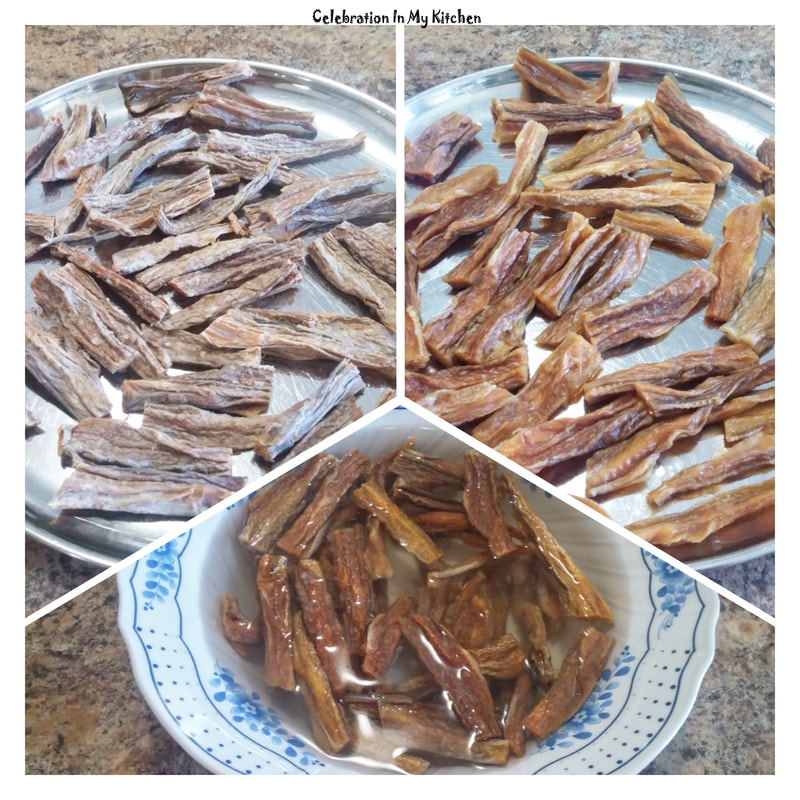 Dry Bombay Duck (Bombil) Chill Fry