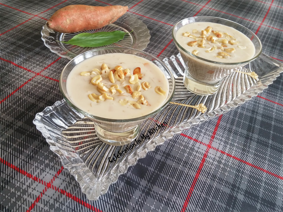 Sweet Potato Kheer