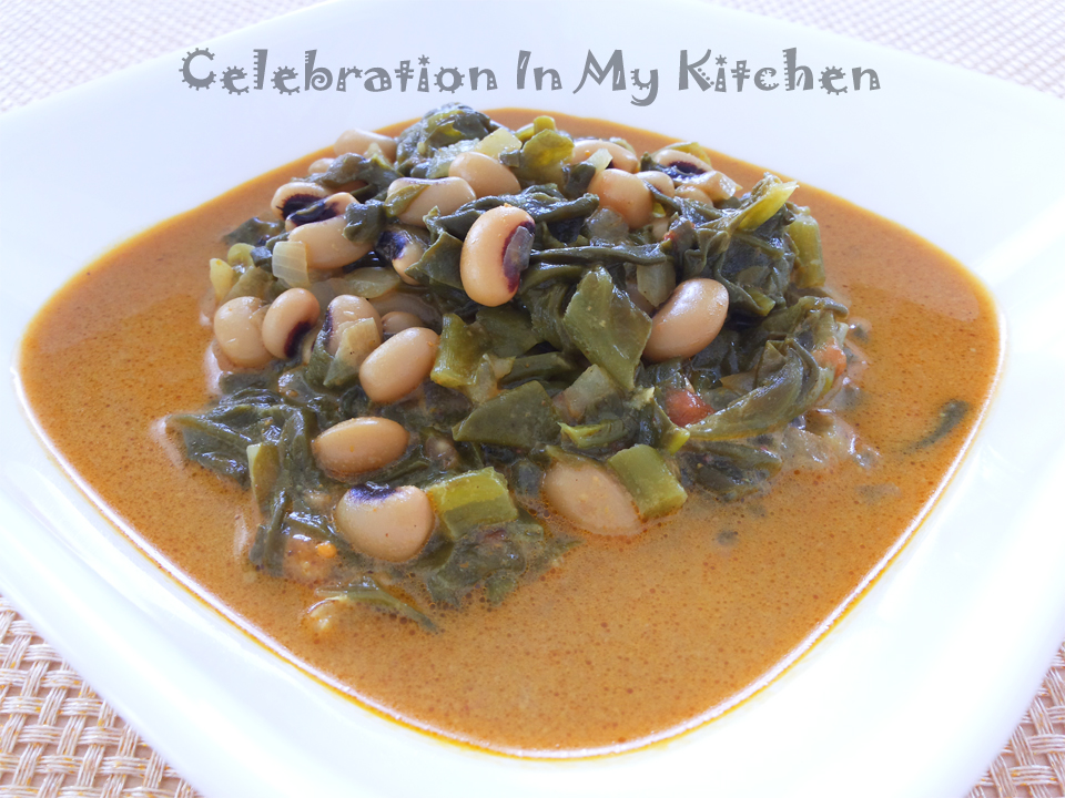 Malabar Spinach With Goan Sambhar Powder