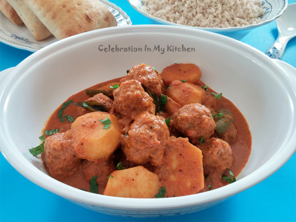 Goan Meatball Curry