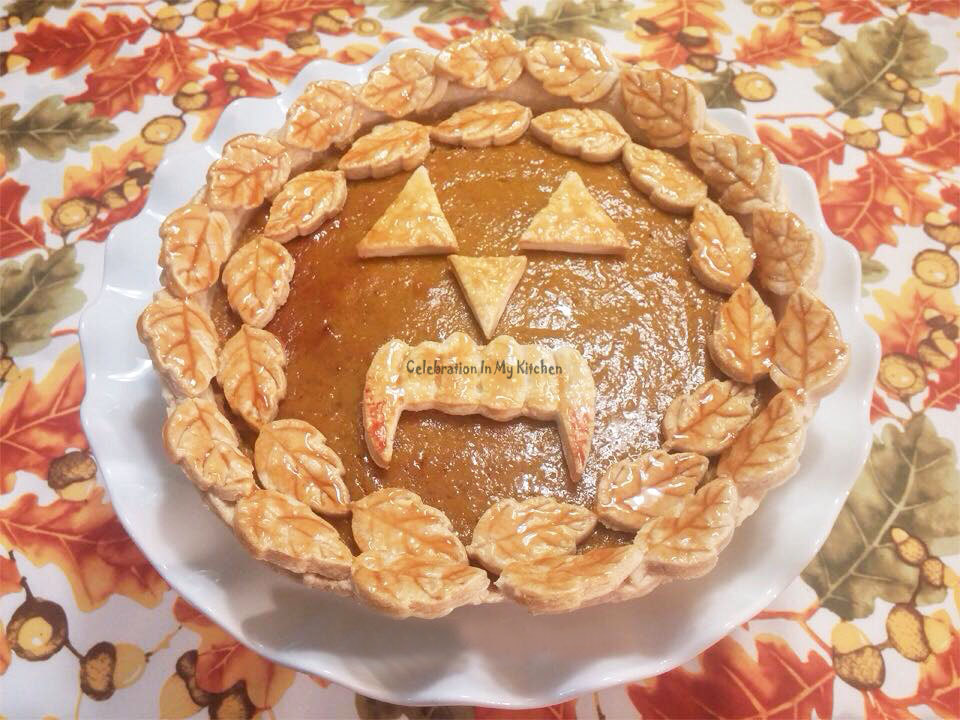 Butternut Pumpkin Pie