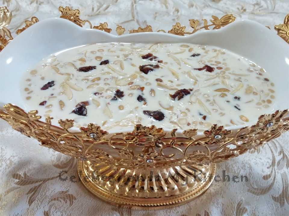 Sheer Khurma or Sheer Khorma