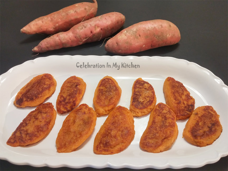 Sweet Potato Neureos